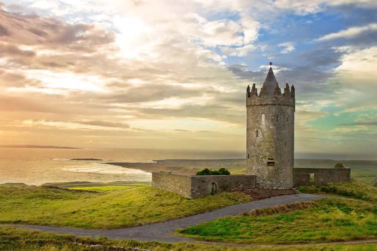 Nationale parken Ierland