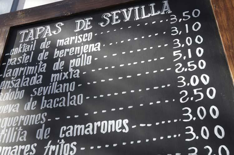 Sevilla Tapas