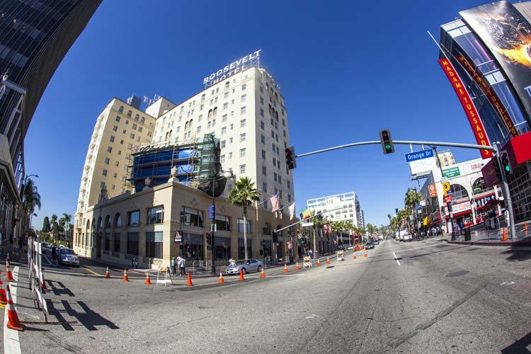 Hollywood Roosevelt Hotel