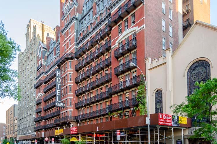 Hotel Chelsea New York