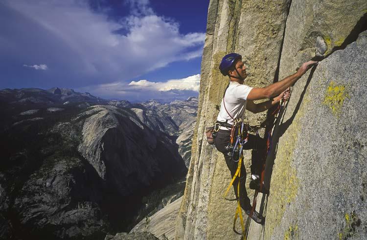 Rotsklimmen Yosemite Nationaal Park