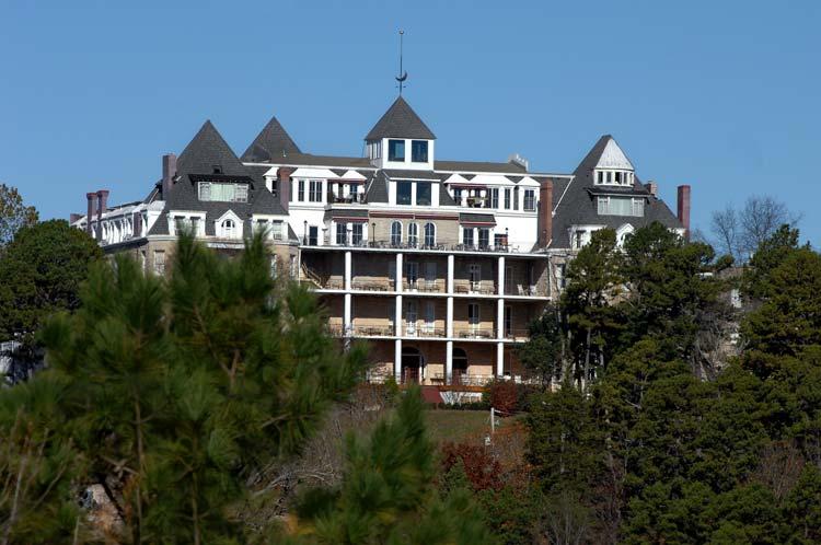 The Crescent Hotel Eureka Springs Arkansas