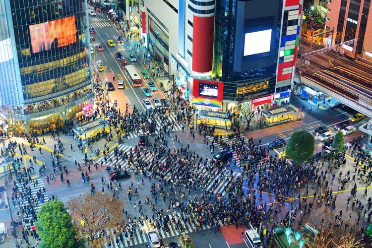 Tokyo verkeer