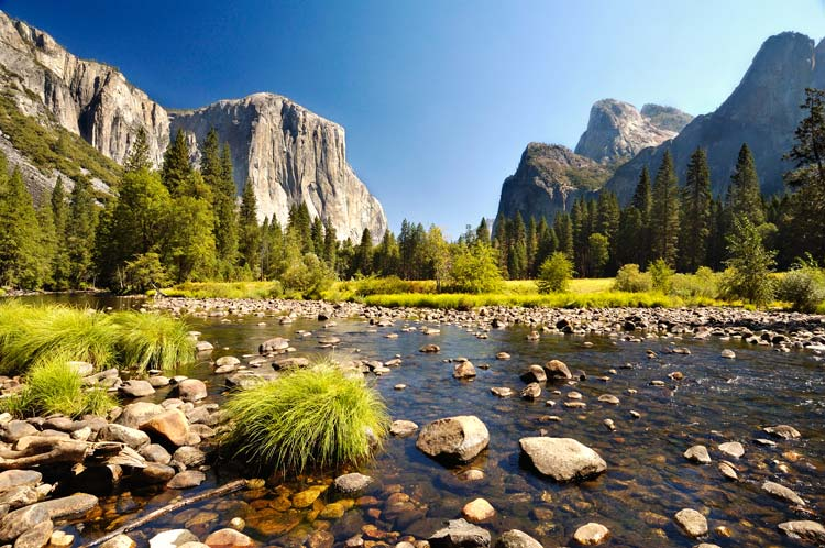 Yosemite Valley El Capitan