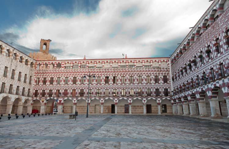 Badajoz Spanje