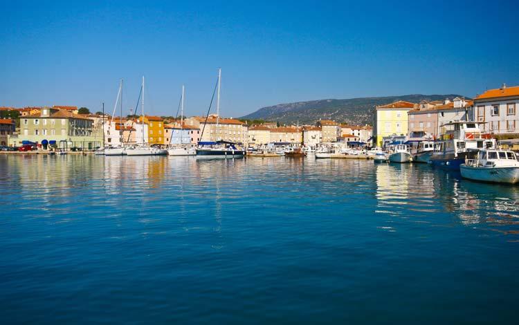 Cres, Kroatië