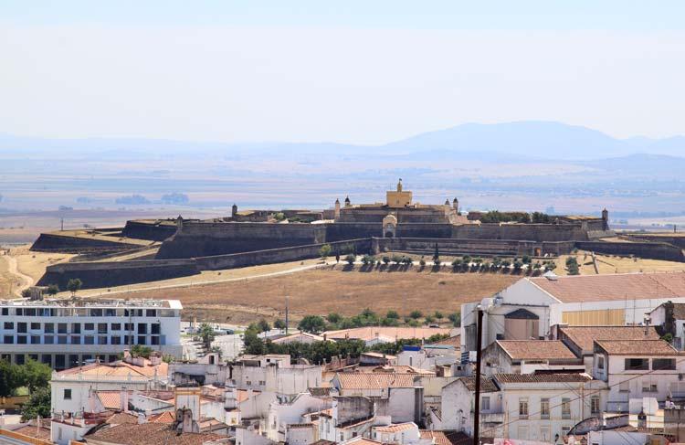 Elvas Portugal militair museum