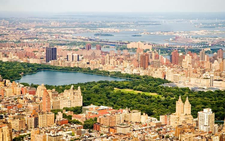 New York City Park