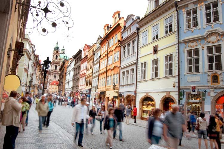 Praag Tsjechië
