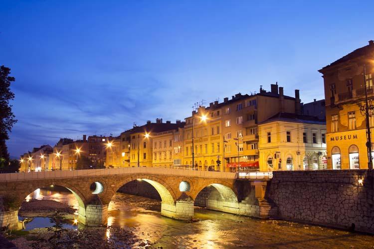 Sarajevo Bosnië en Herzegovina