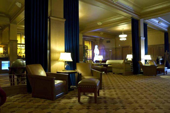 Vintage hotels Amerika