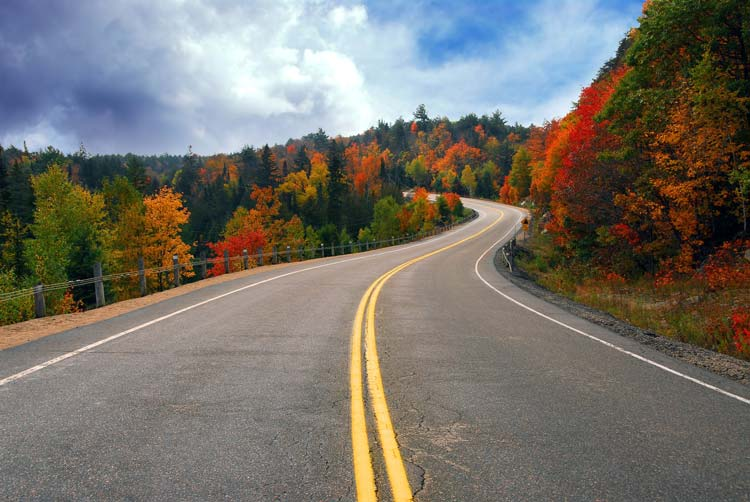 Ontario Canada Herfst