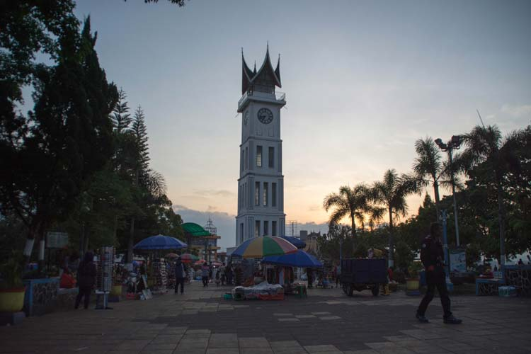 Jam Gadang in Bukittinggi