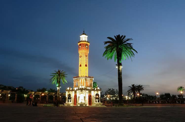 Klokkentoren van Izmir