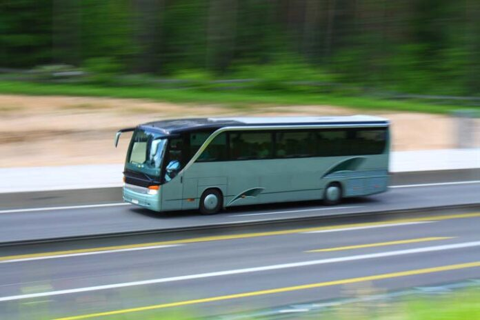 Met de bus reizen