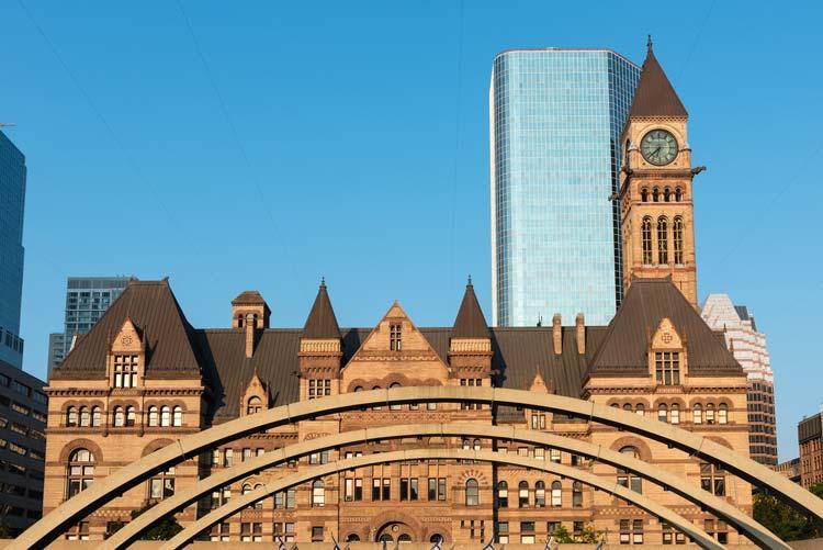 Oud stadhuis Toronto