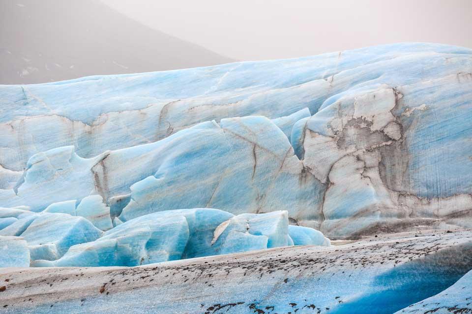 Skaftafellsjökull Nationaal Park Vatnajökull