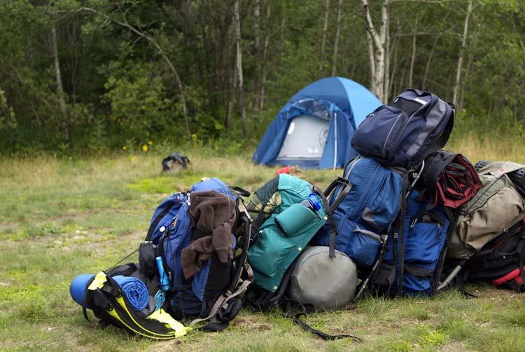 hygiëne kamperen