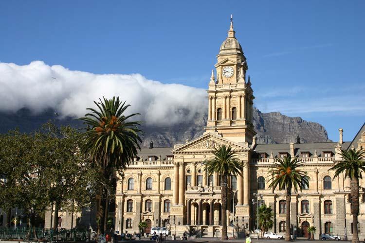 klokkentoren Kaapstad
