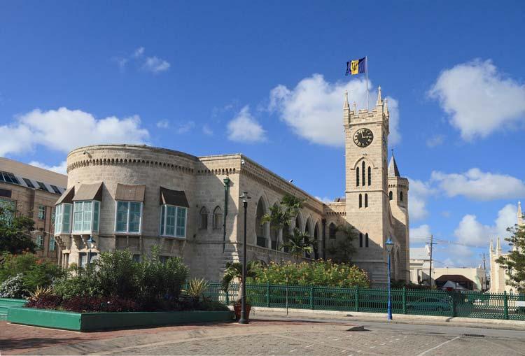 parlement Barbados Bridgetown