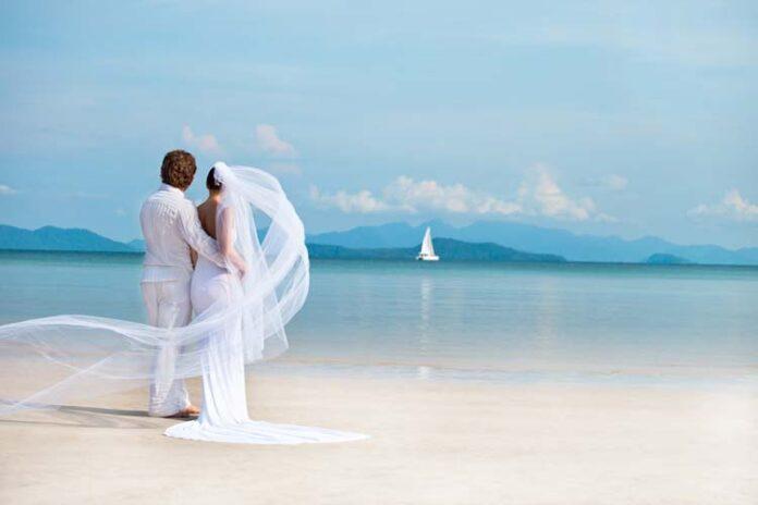 reiziger trouwen