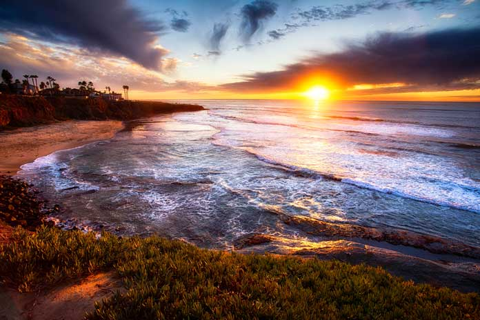 Natuurpark Sunset Cliffs
