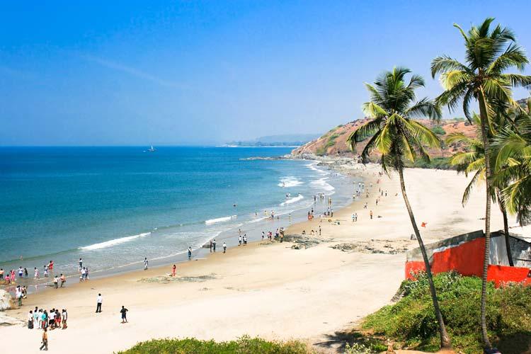 Stranden Goa