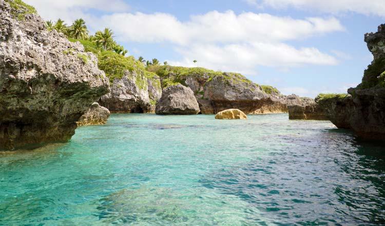 Stranden Niue