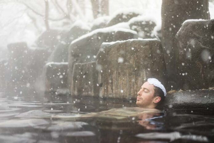 warmwaterbronnen Japan